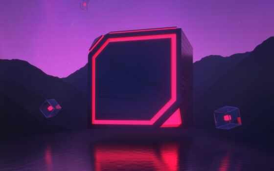color, свет, neon, red, тематика, darkness, ночь, purple, креатив, digital