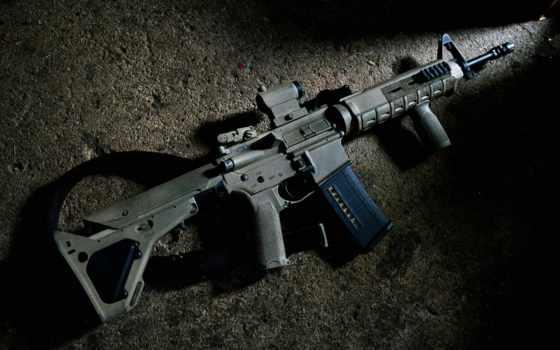 винтовка, magpul, штурмовая