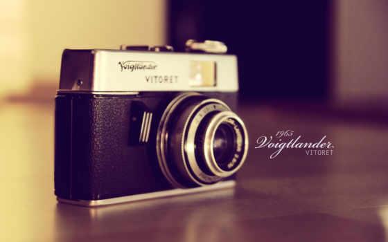 фотоаппарат Voightlander Vitoret 1965г.