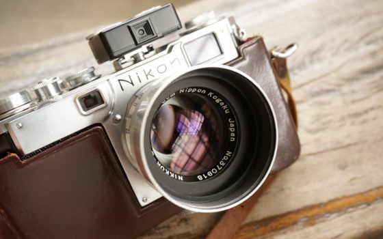 фотоаппарат nikon старый