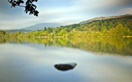 озеро, serene, desktop, free, amazing, landscape, природа,