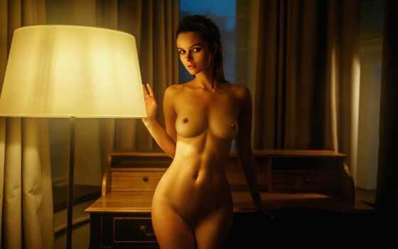 , голая, девушка, красивая грудь, секси, эротика
