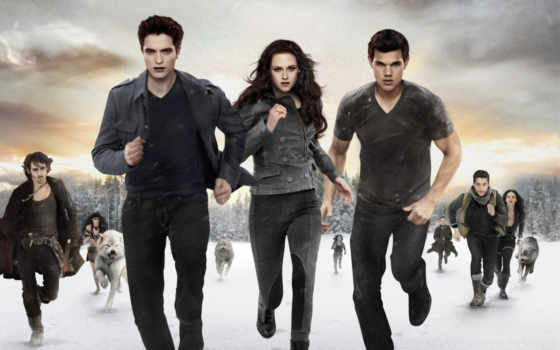 bella, edward, сумерки, jacob,
