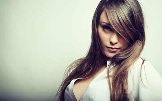 devushki, девушка, декольте, рисунки, фоновые, бесплатные, brunette, качестве, грудь, красивые,