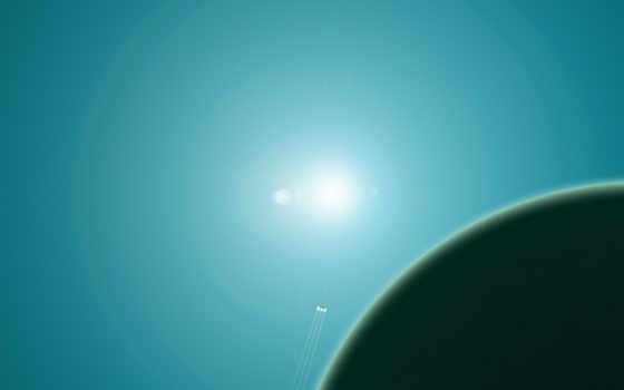 солнце планета
