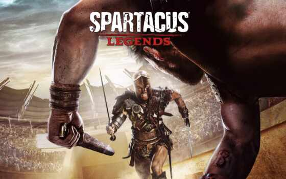 game, playstation, заставки, legends, xbox, spartacus, гладиатор,