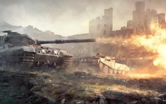 танк, world, wot, drawing