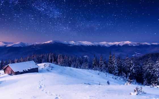 пейзажи -, ночь, рейтинг