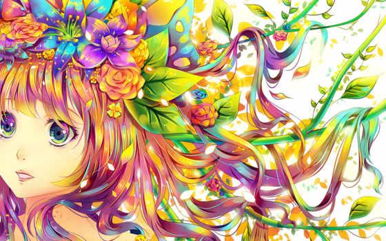 pictures, весна, девушки, рисунок, психология, anime, девушка, смс,