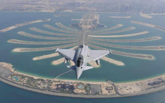 истребитель, многоцелевой, eurofighter
