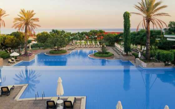 tropik, resort, gloria, verde, turciya, palma, белки, hotel, смартфон, малыш