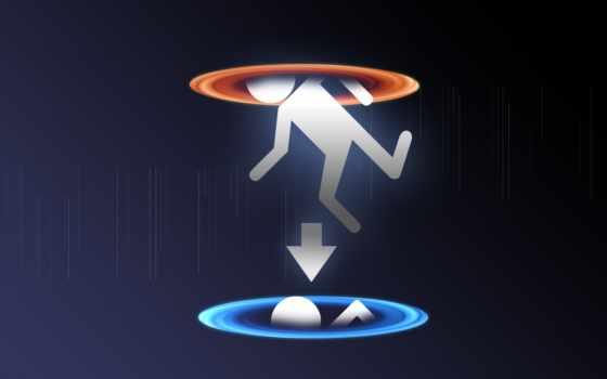 portal, проход