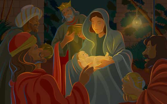 christmas, христа, birth