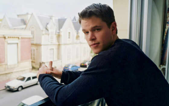 matt, damon, дэймон