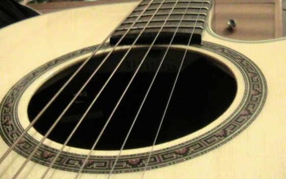 гитара, acoustic, new