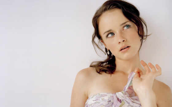 alexis, bledel, portrait, download,