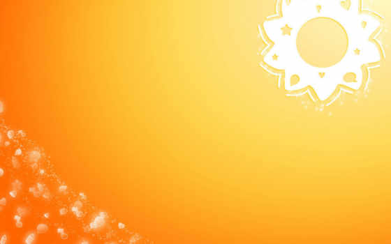 солнце, minimalizm, leto, символы,