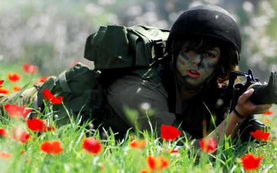 девушек, армии, devushki, военные, служить, спецназ,