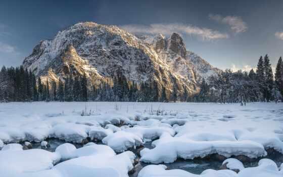 winter, qish, christmas, california, снег, лес, гора, new, season, kalifornii