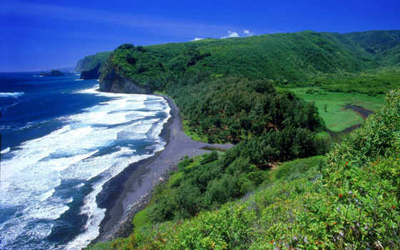 hawaii, pololu