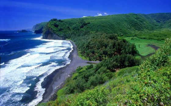 hawaii, pololu