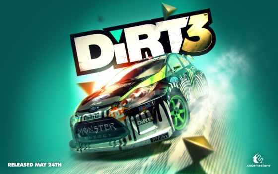 игры, двоих, dirt