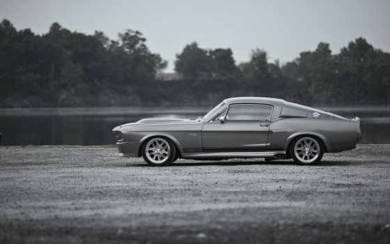 ford, mustang, shelby, eleanor, car, muscle, сказание,