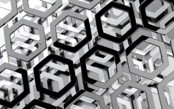 фигуры, геометрические, абстракции