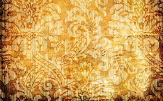 текстура, золотистый, yellow