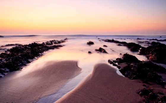 ,море, волны, прилив, скалы