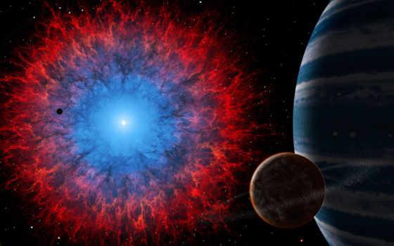 cosmos, fonds, ecran, планеты, sur, planète, туманности, космосе, iphone,