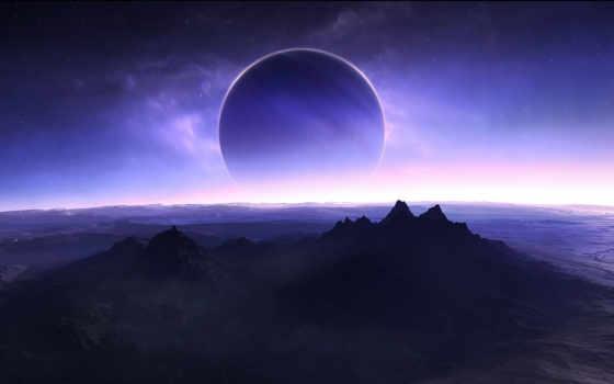 планеты, поверхность Фон № 24638 разрешение 1920x1200
