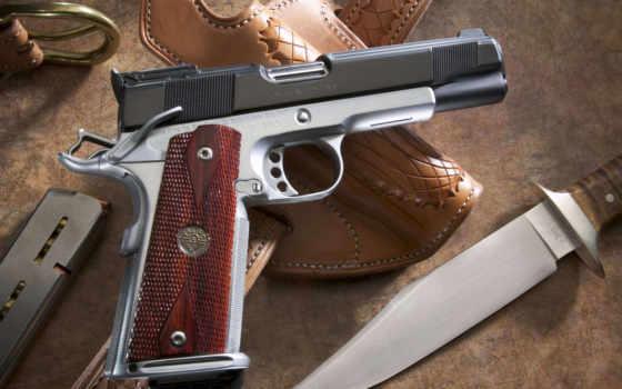 нож, oruzhie, пістолет