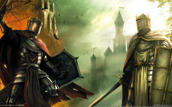 рыцарь, рыцари, battleknight
