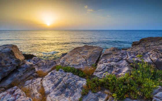 que, крит, море, природа, images, sun,