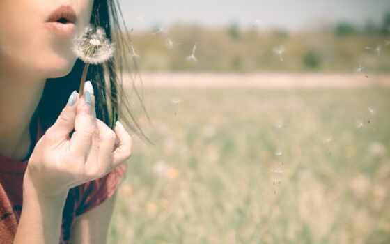 девушка, одуванчик, удар, поле, arm, настроение, stokovyi, лес, summer, фото