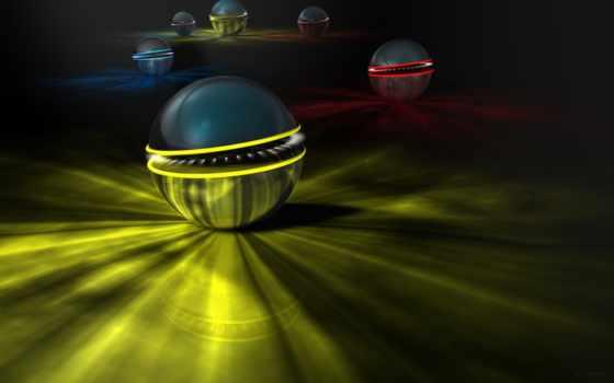 spheres, balls