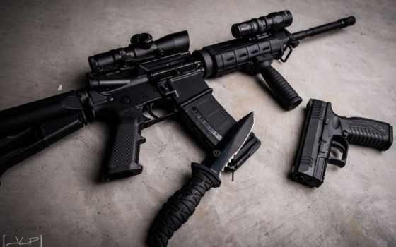 пистолет, xdm