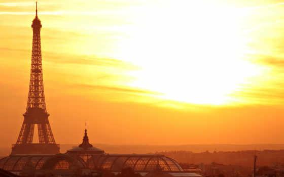 париж, город