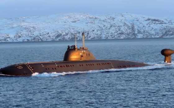 подводная, лодка, подлодка, флот, север, качестве,