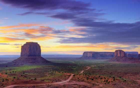 каньон, юта, national, коллекция, vol, пейзажи -, красивых, природа, флот, фотографий,