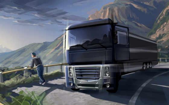 симулятор, truck, евро, ets, моды, get, money,