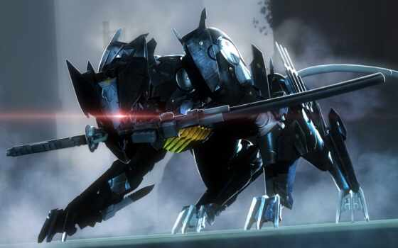 gear, металл, взлёт, волк, revengeance, blade, one, игра, nazad