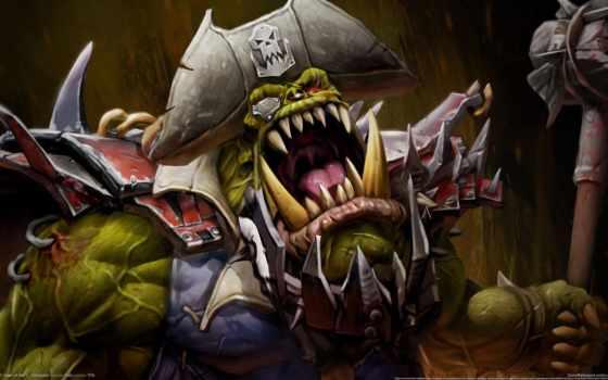 есть, но, warhammer, war, вселенной, crusade, orc, eternal, ork,