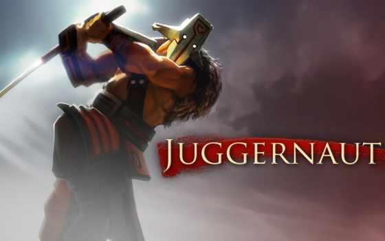 dota, juggernaut