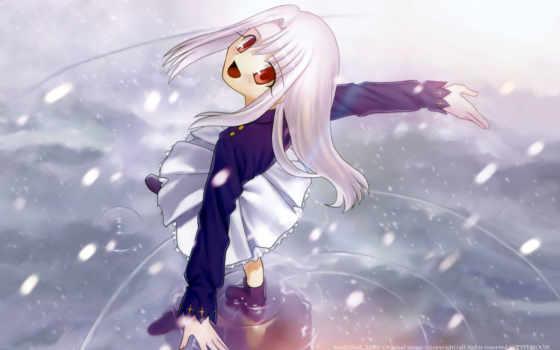 night, fate, stay, аниме, von, einzbern, illyasviel, moon, type, انمي, fatestay, series,