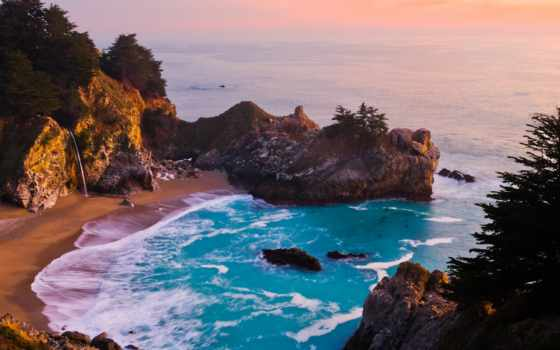 природа, state, красивая, снимки, природы, удивительные, pfeiffer, park, море, everything, горы,
