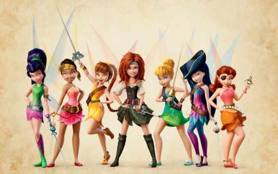 fei, фея, cartoon, динь, мультфильмы, загадка, острова, года, пиратского, год,