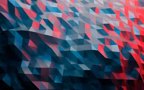 abstract, фон, low, poly, permission, абстракция, красивый, see