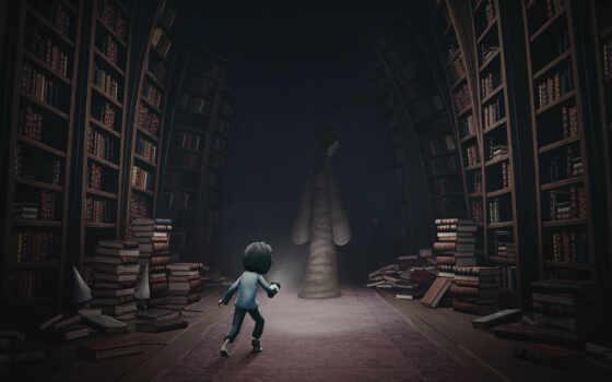 nightmare, little, residence, прохождение